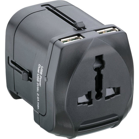 Dual USB 2.4A Travel Adapter