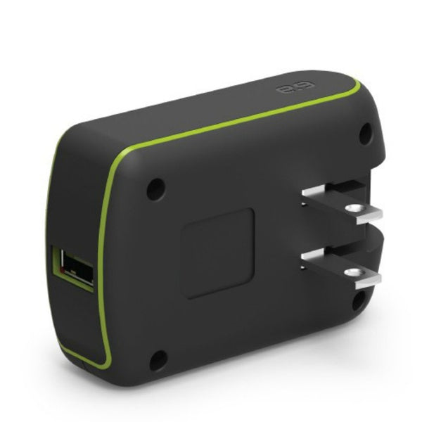 PureGear 18W Extreme USB AC Wall Charger with Quick Charge 3.0 - Black