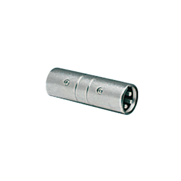 RadioShack Male-to-Male 3-Pin XLR Adapter