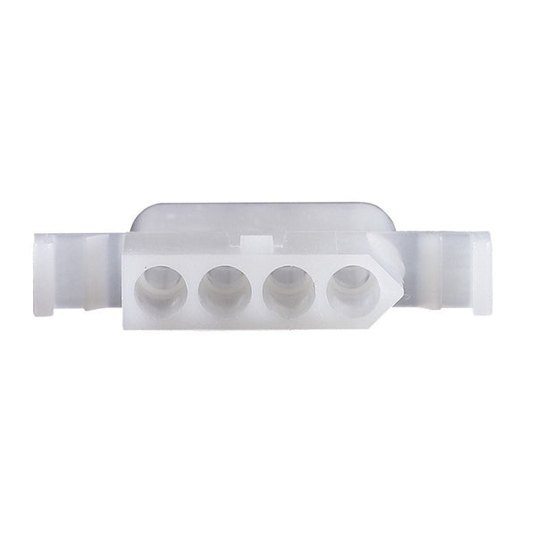 4-Position Female Polarized Connector