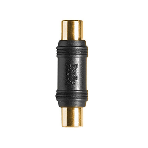 Gold Series Phono (RCA) Coupler (2-Pack)