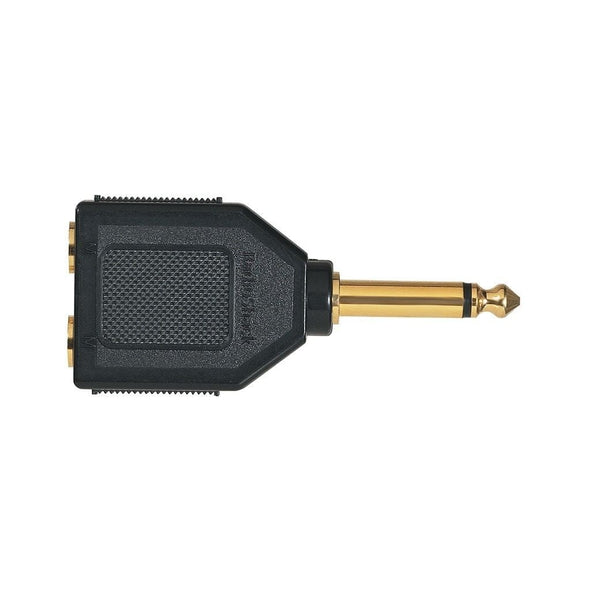Gold Series Mono-to-Mono Y-Adapter