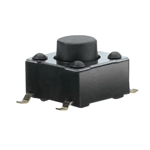 12VDC SMT Tactile Switch 6.2x6.2x5.0 mm