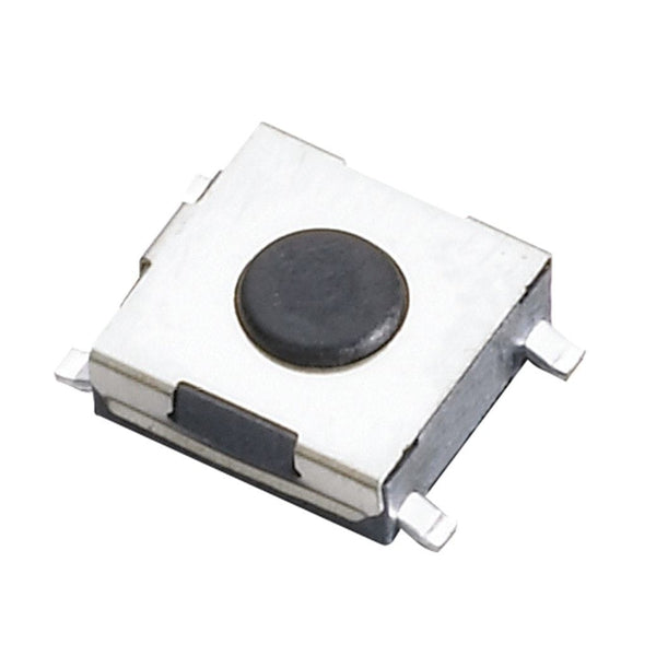 12VDC SMT Tactile Switch 6.2x6.2x3.0 mm