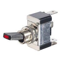 12VDC 3P SPST ON-OFF Illuminated Toggle Switch, 30A