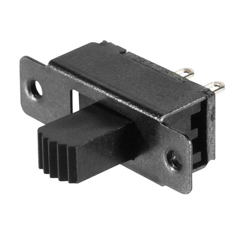 RadioShack 30VDC/0.5A SPST Sub-Mini Slide Switch (2-Pack)