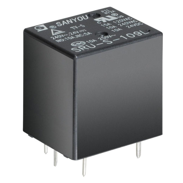 SPDT 250V/10A Relay Switch