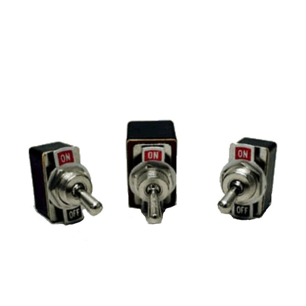 RadioShack Toggle Switch Kit (3-Pack)