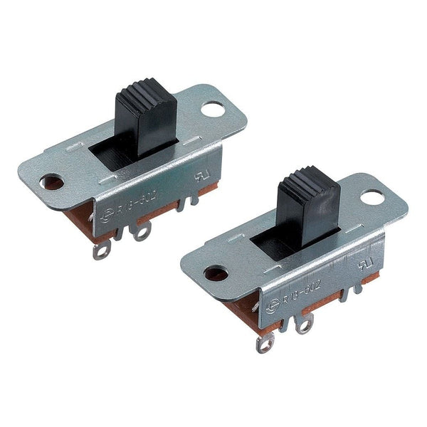 Slide SPST Switch (2-Pack)
