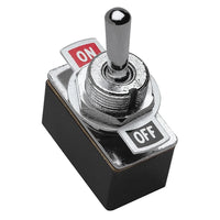 250VAC 2P SPST ON-OFF Toggle Switch, 1.5A