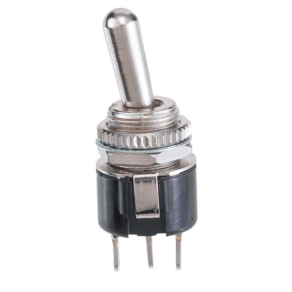 6A 125V, 3A 250V SPDT Heavy-Duty Toggle Switch