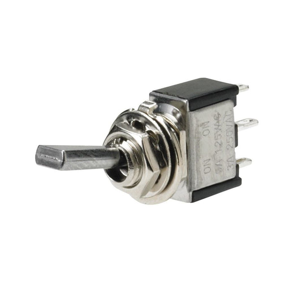 SPDT 6-Amp Flat Lever Switch