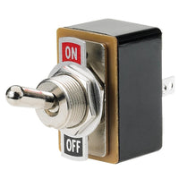 125VDC DPDT Toggle Switch, 3A