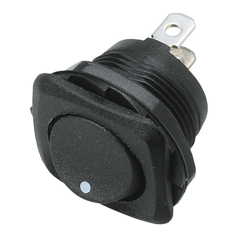 RadioShack SPST Rocker Switch (Black)
