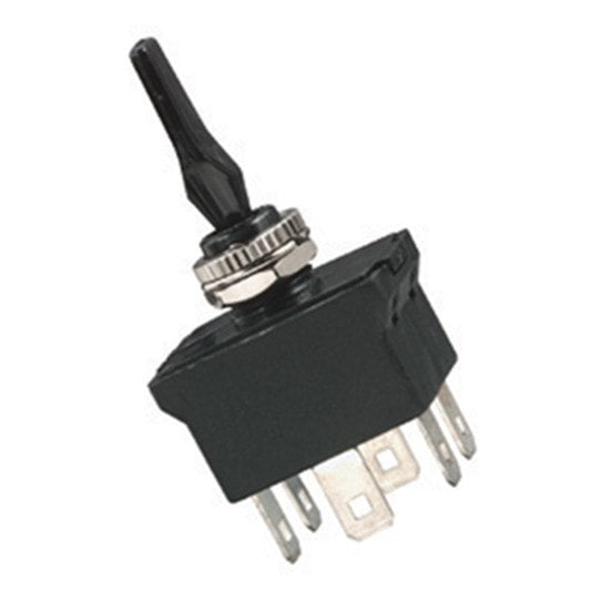 20A DPDT Momentary Flip Switch On Off Toggle Switch Wiring Diagram Headset on