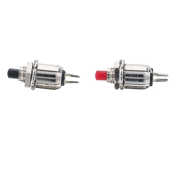 SPST Normally-Open Momentary Switch (2-Pack)