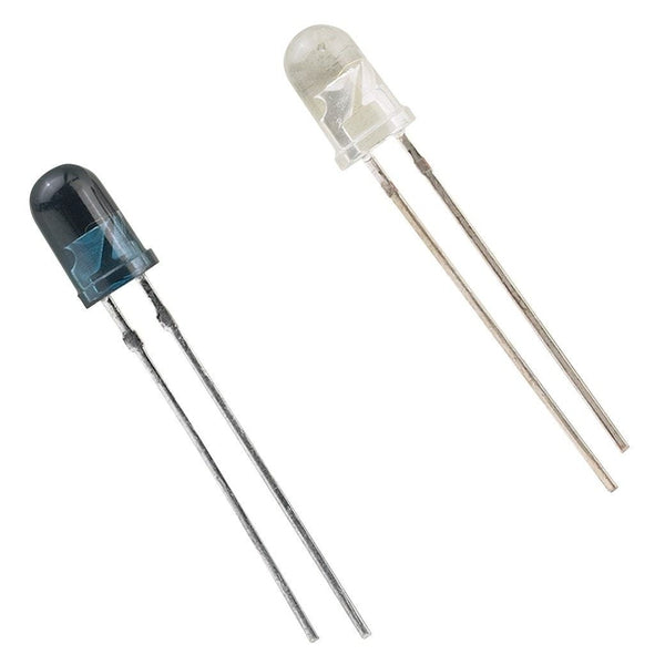 Image result for ir transmitter and receiver pair
