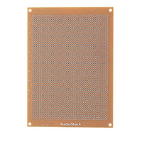 Grid-Style PC Board with 2200 Holes