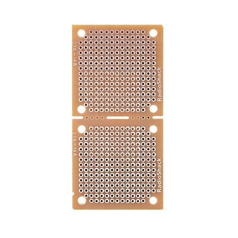 RadioShack 2-Sided Copper-Clad PC Board