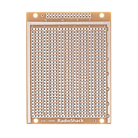RadioShack General-Purpose IC PC Board
