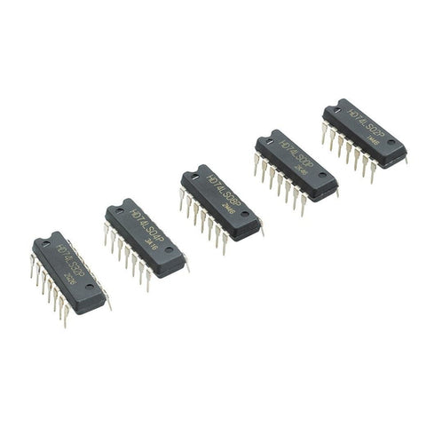 RadioShack IC Kit 7400LS Series (5-Pieces)