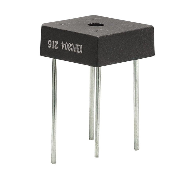 8A/400V Full-Wave Bridge Rectifier