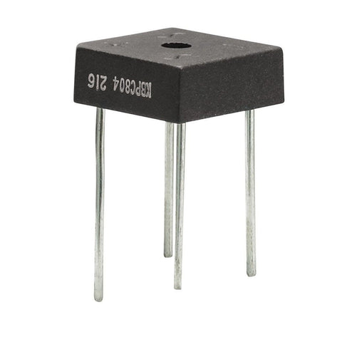 RadioShack 8A/400V Full-Wave Bridge Rectifier