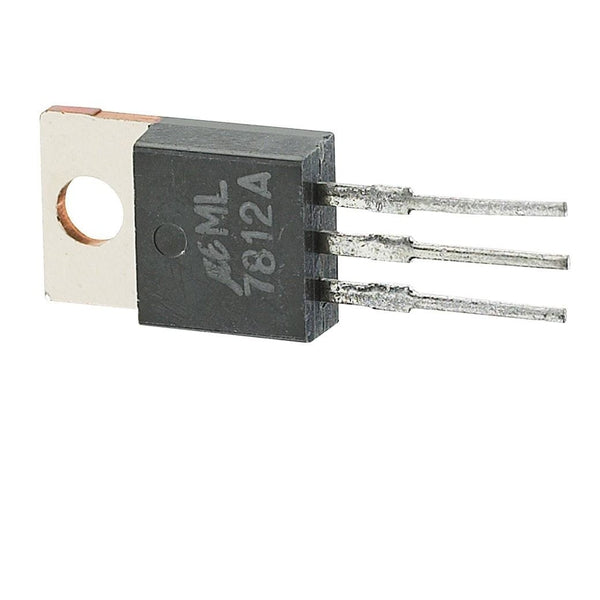 12V Fixed-Voltage Regulator 7812