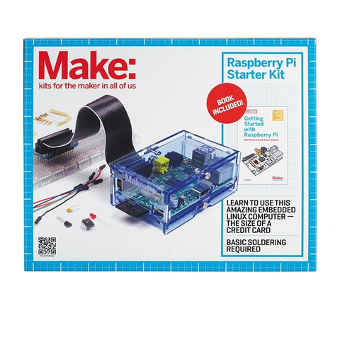 Make Raspberry Pi Starter Kit