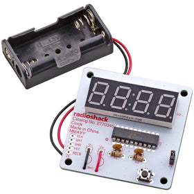 RadioShack Electronic Clock Kit