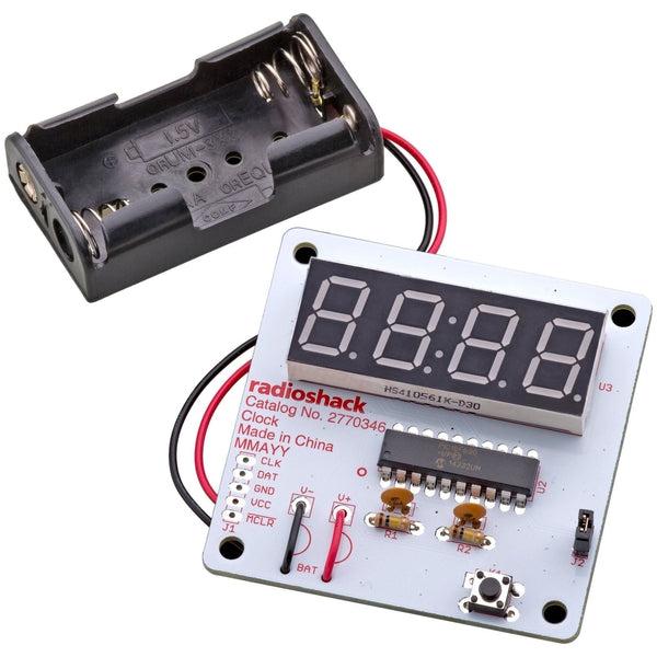 Electronic Clock Kit