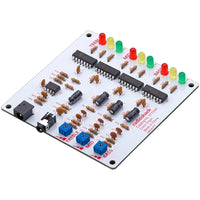 Build Your Own Color Organ Electronics Kit