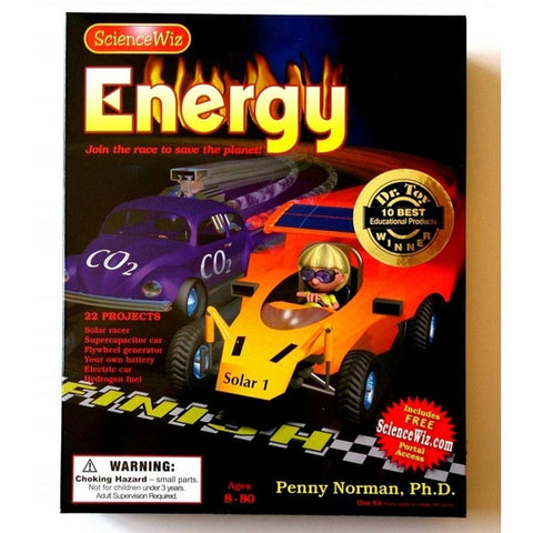 Science Wiz Energy Science Kit