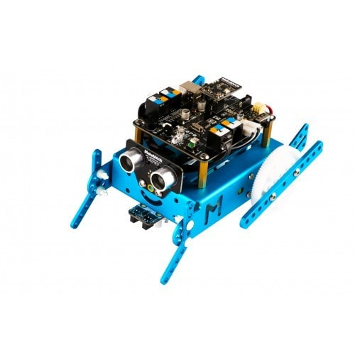 Make Block mBot Add-on Six-Legged Robot