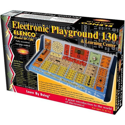 Elenco Electronic Playground 130