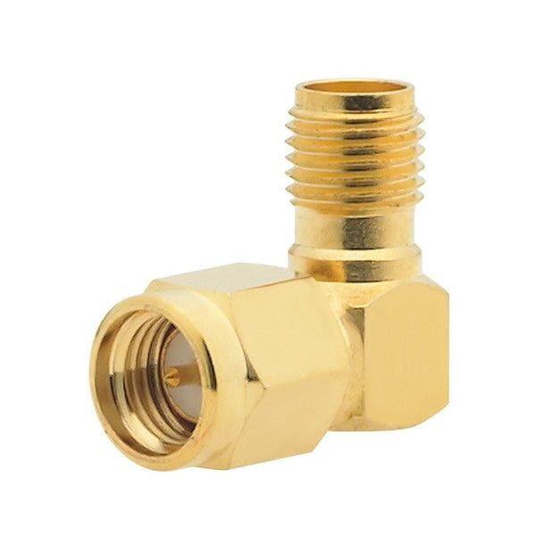 SMA R/A Plug-to-Jack Adapter