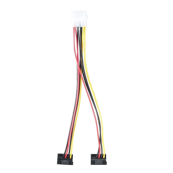 RadioShack Molex-to-Twin SATA Power Cable