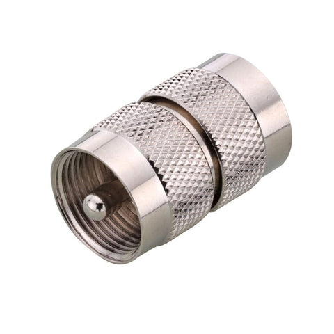 Double PL-259 Adapter Coupler