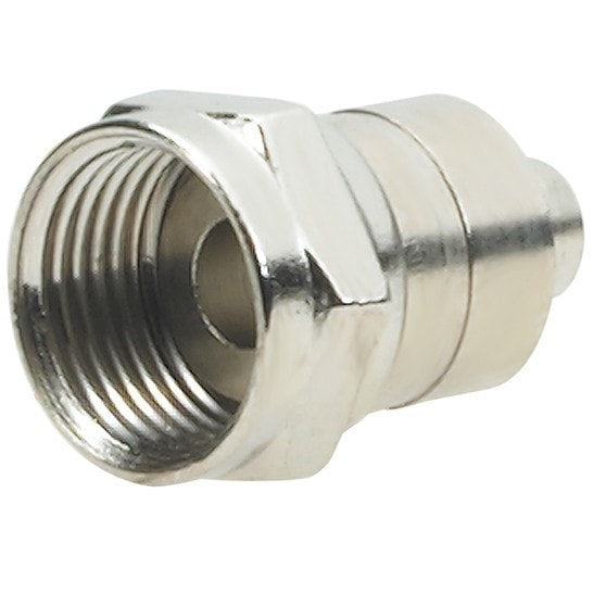 Crimp-On RG-59 F Connector (2-pack)