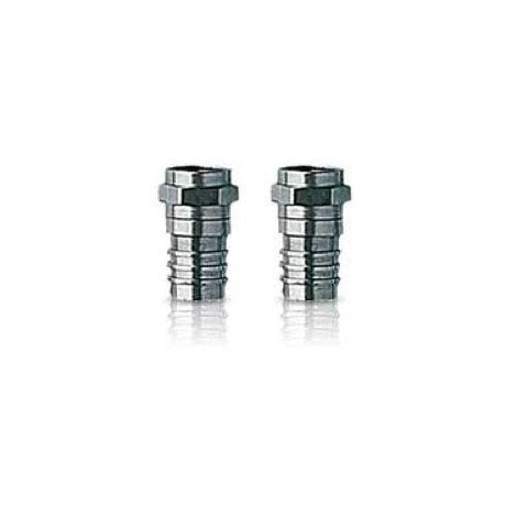 RadioShack QS-56 F Connectors (2-Pack)