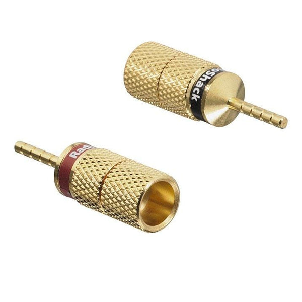 RadioShack Gold-Plated Deluxe Pin Connectors