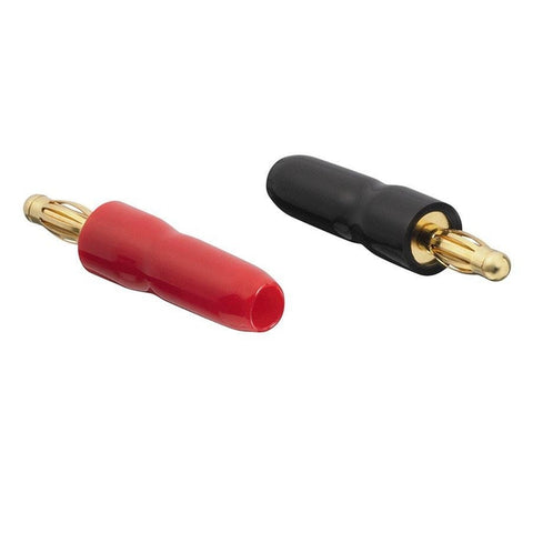 RadioShack Gold-Plated Banana Plug (2-Pack)