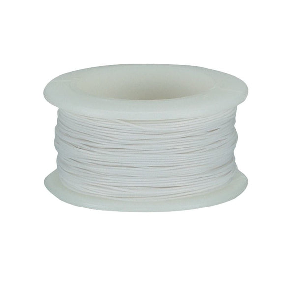 Wrapping Wire 30 Gauge - 50 feet (White)