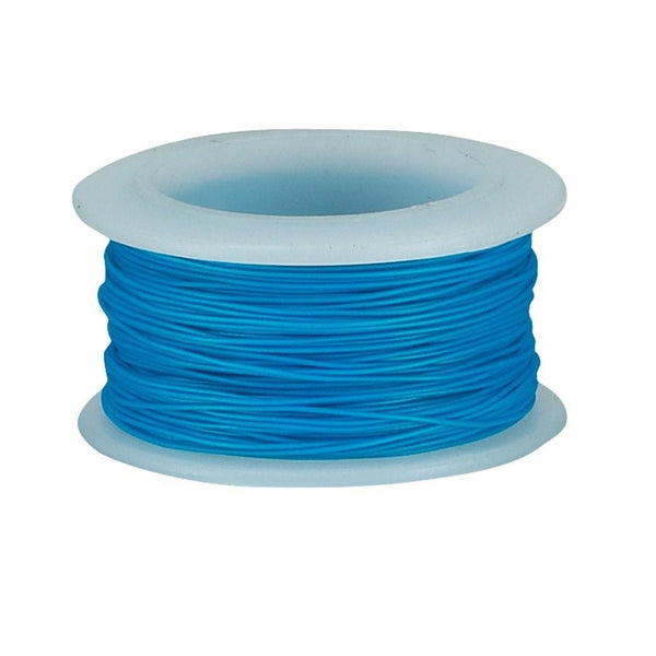 RadioShack 50FT 30AWG Wrapping Wire (Blue)