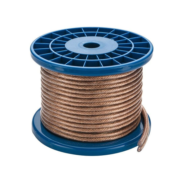 50-Foot Round/Round Parallel Speaker Cable