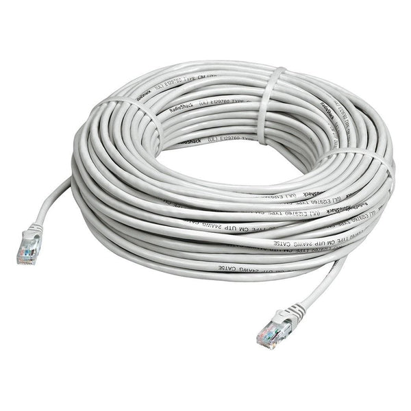 Cat5e Ethernet Patch Cable - 100 Feet
