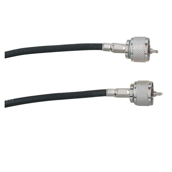 Coax Cable Assemblie : Ft rg coaxial cable assembly radioshack