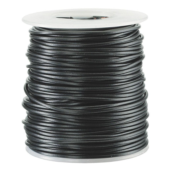 100-Foot 22AWG Stranded Hookup Wire - Black