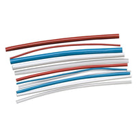 Multi-Color Heat-Shrink Tubing Assortment (12-Pack)