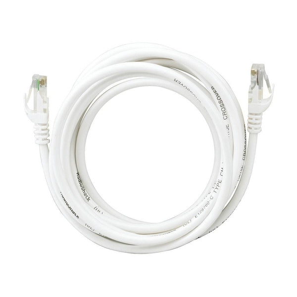 Gigaware 10-Foot Category 5E Crossover Cable